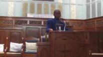 Elder Johnny James The Real Church Pt 1  Salvation Temple Church