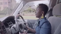 Kansiime storms the DSTV for her ninjas. Kansiime Anne. African comedy.mp4