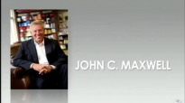 John C Maxwell The Rule of 5 for Leadership never b4 seen Training at a Vi Leadership Event
