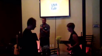 Pastor Rafael Cruz shares his testimony at 1269 Cafe Manchester NH 7_27_15.flv