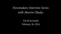 Interview with David Jeremiah 26 February 2014