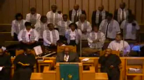 James Cleveland Medley and Sermon.flv