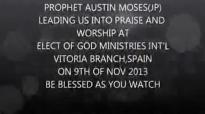 PROPHET AUSTIN MOSESJP