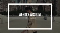 How You Know When You Found The One _ Weekly Wisdom Episode 9.mp4