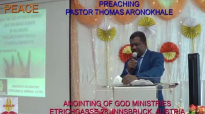 PEACE by Pastor Thomas Aronokhale  Anointing of God Ministries  August 2021.mp4