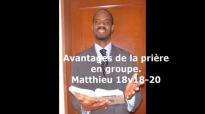 Voici l'importance, avantages priere en groupe d'intercession, prier ensemble - .mp4
