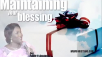 Maintaining your blessing - Rev Funke Felix Adejumo.mp4
