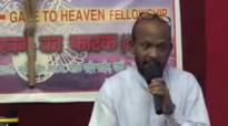 Pastor Michael hindi message [WE R BLESSED THROUGH D GOSPEL]POWAI MUMBAI.flv