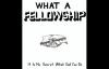 What A Fellowship Theme (Original)(1960) Rev. Clay Evans & The Ship.flv