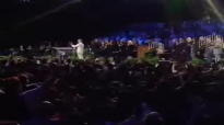 Micah Stampley Ministers at Benny Hinn Crusade - Songs of the Spirit.flv
