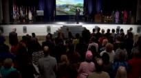Pastor Tommy Barnett ministering on Revival starts with PRAYER!