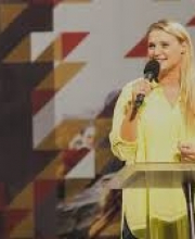Pastor Gillian Cameron