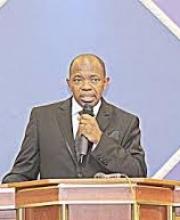 Apostle Justice Dlamini