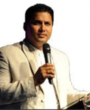 Pastor Jerome Fernando