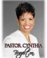 Pastor Cynthia Brazelton