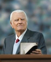 Dr  Evang Billy Graham
