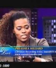 Pastor Preashea Hilliard