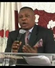 Pastor David Ntumba