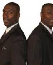 Pastor Derrick and Darrell Etienne