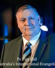 Evangelist Tim Hall