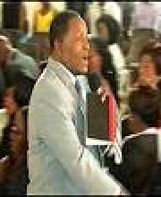 Bishop Dr. Edgar Ngámbi