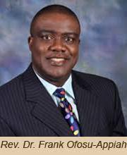 Rev. Dr. Frank Ofosu-Appiah