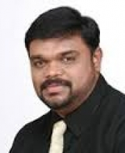 Pastor Alwin Thomas