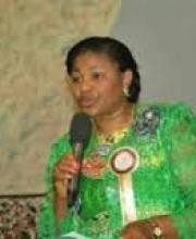 Bishop Judith Kalonji