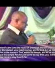 Rev Dr Joseph Okeleke