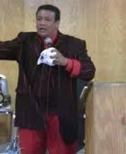 Pastor Sione Falekaono