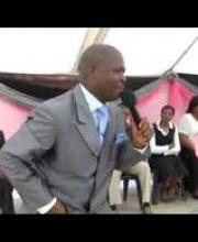 Pastor Timothy myeni