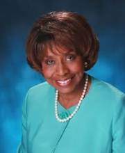 Dr Cynthia James