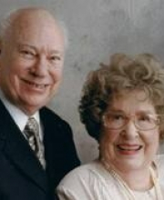 Charles and Frances Hunter
