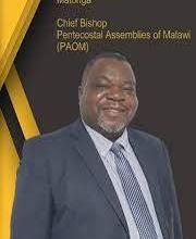 Bishop Dr. Gilford. Matonga