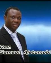 Rev Samson Ajetomobi