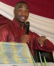 Apostle Sandile Mlambo