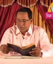 Pastor Babu Cherian