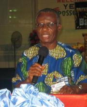 Rev. Emmanuel O. Onofurho