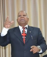 Pastor Manzur Barkat