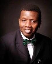 Pastor  Enoch A. Adeboye