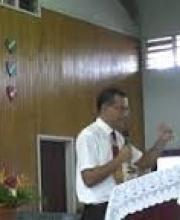 Pastor Conan Hatch