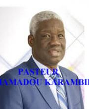 Pasteur Mamadou KARAMBIRI