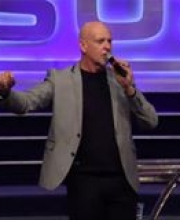 Pastor Clive Pawson