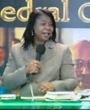 Pastor Bernice Hutton-Wood