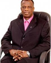 ArchBishop Diamant Bob Kalonji