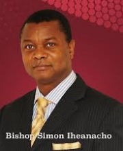 Bishop Simon Iheanacho