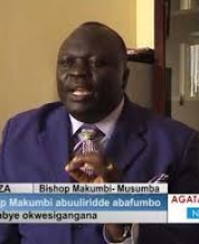 Bishop Patrick Makumbi