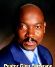 Pastor Glen Ferguson