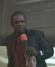 Bishop M.Nqwazi