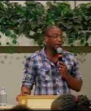 Elder Minister Gary L. Hall Sr